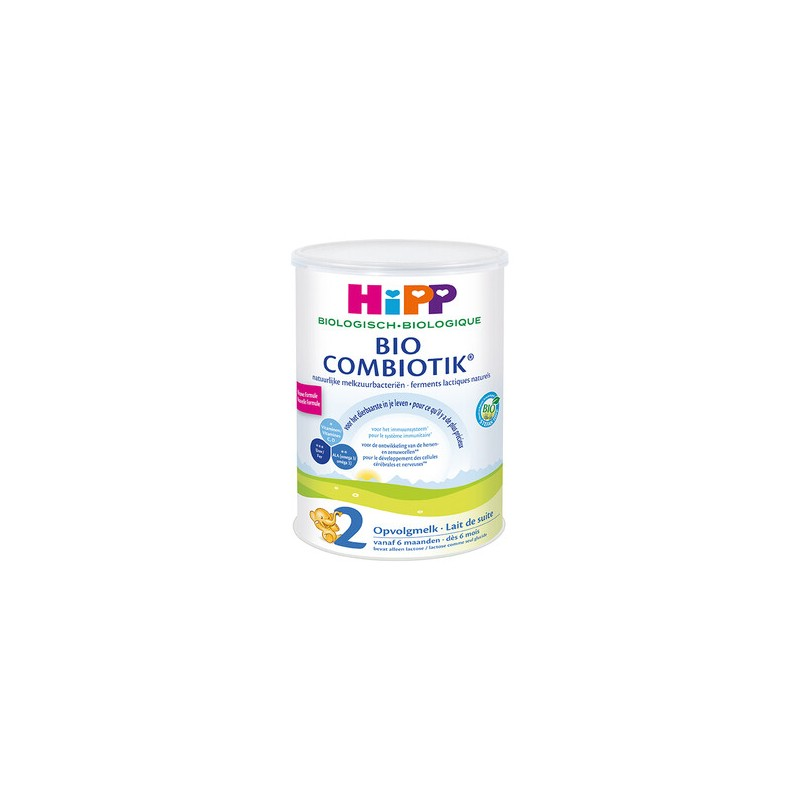 HiPP Dutch Stage 2 (6-12 months) Organic Combiotic Follow On Infant Milk Formula (800g/28oz) - 3 Pack