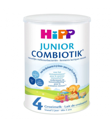 HiPP Dutch Stage 4 (24 months +) Combiotic Junior Milk Formula (800g/28oz) - 12 Pack