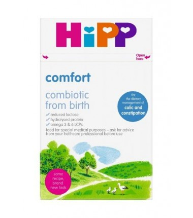 HiPP UK Comfort Combiotic Infant Milk Formula (800g/28 oz) - 4 Pack